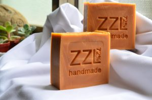 ZZL Soap - Red Beauty