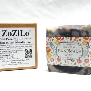 ZoZiLo Shea Butter Marseille Soap