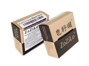 ZoZiLo Soap - Black Hero
