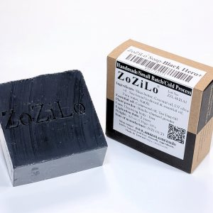 ZoZiLo Soap Black Hero