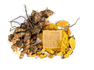 ZoZiLo Soap Yellow Turemic Soap