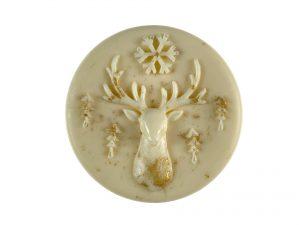 ZoZiLo Gold Reindeer Soap