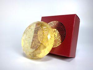 ZOZILO Amino Acid Gold Foil Handmade Soap