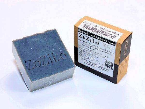 ZoZiLo Soap Ocean Blue